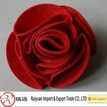 2014 hot sell Eco friendly Felt Rose Wedding Garland Decoration