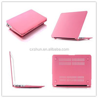 Pretty Solid Color PC Quicksand Shell Tablet Case For Apple MacBook Air 11'',13'',15''