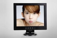12.1 inch LCD monitor 1024 * 768 resolution VGA for desktop pos