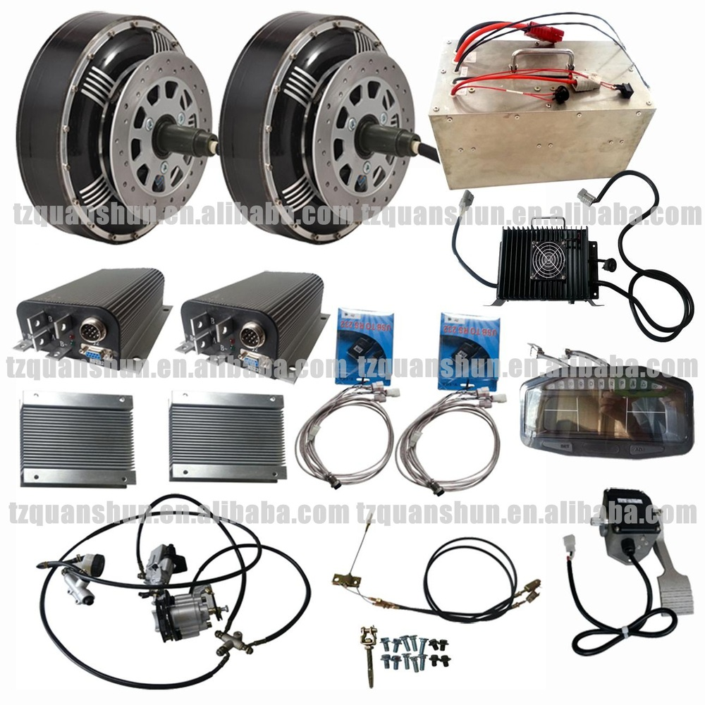 Electric car conversion uk kits