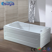 Hot Sale Cheap Portable Acrylic Solid Surface Freestanding Bathtub Price