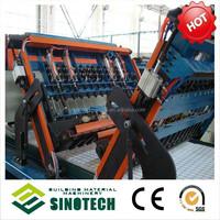 Automatic EVG EPS 3D Panel Production Line