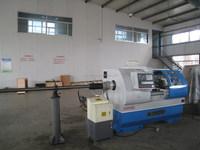 CK6136A CNC Machine Price List alimentador de la barra torno cnc