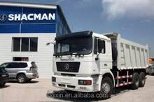 shaanxi SHACMAN heavy loading dump truck for sale