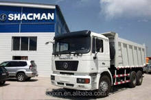 welcomed shaanxi SHACMAN heavy loading dump truck for sale