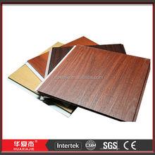 PVC Laminated Wall Panel / UPVC Building Material