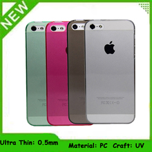 Blank Plain phone Cases for iphone 5 ,Plain case for iphone 5