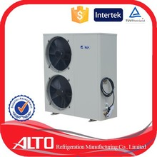 Alto quality certified heat pump air to water china up to 15.5kw