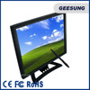Carav 15 inch touch screen monitor 4 wire lcd monitor touch pos monitor