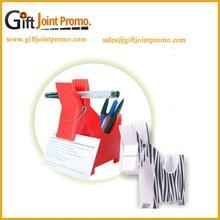 Animal Name Card Clip/Memo Clip, Horse Shape Pen Holder