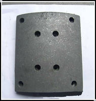 truck part brake friction plate