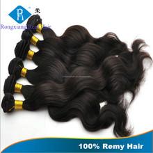 100% Quality Guaranteed Factory brazilian human hair wet and wavy weave
