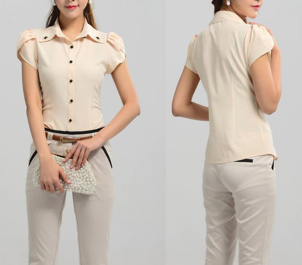 Formal Office Blouses Blouse Styles