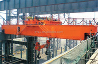 Overhead Foundry Crane with Hook of 32/5 tons to 50/10 tons