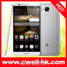 China Octa core android 4.4 Wholesale manufacturer low price 6 inch screen HUAWEI Ascend Mate7 gold phablet smartphone TL10