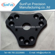 Customized high quality cnc machining parts adapting piece