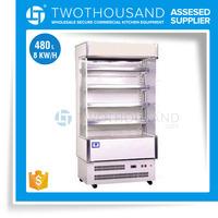 480L CE Automatic Defrosting System for Refrigerator Beverage Rack