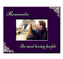 a4 paper size frame /beautiful printing paper picture frame /custom paper photo frame