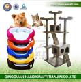 โรงงานราคาขายส่งเตียงสัตว์เลี้ยงสุนัขและแมวต้นไม้และผู้ให้บริการกระเป๋าสัตว์เลี้ยง