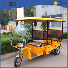 Festival Choice Open electric tricycle with passenger seat