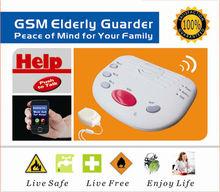 personas mayores el uso especial de alarma casera, detector de apoyo y botón de marcación automática SOS