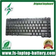 US RU UK FR GR SP BR PO Notebook keyboard For Toshiba A300 laptop detachable keyboard new , replacement keyboard for laptop