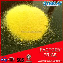 Inorganic polymer of PAC for waste water treatment