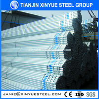 wholesale buy thermal conductivity galvanized steel pipe used building materials