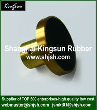B metal-bonded rubber components