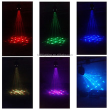 120w music activated stage led light head moving led disco lighting