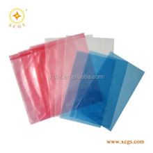 Pink PE shield bag/PE poly bag for packing