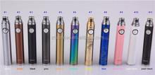 Shenzhen manufacturer vaccum coating haha electronic cigarette ego twist battery