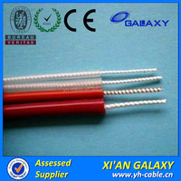 Flexible electric single copper heating cable heated cable 25w
