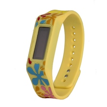 silicon ion sport bracelet,new child bracelet gps