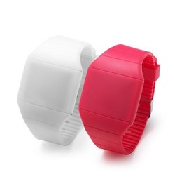 Touch Screen easy to use Wide Varieties LED Watch Cheap Price Quantity in Stock Multicolor Complete In Specification