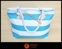STOCKS Monogram Chevron Tote Beach Bag BEACH BAG / HOLIDAYS/bolsa de galon saco