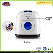 Remote control mini car home hospital used oxygen installation for sale with 1,3,6L/min 90%~93% O2