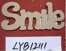 Best Seller Cheap Wood Letter Alphabet Wooden Words Crafts On Sale