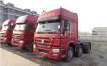 Sinotruck HOWO 40ton 336HP 6X2 Tractor Truck Trailer(ZZ4257N25C7C)