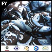 Custom new design high quality digital printed indonesia cotton printed fabric