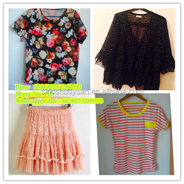 Wholesale Used Clothing In Los Angeles With Low Price