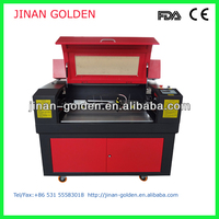 1290 Co2 hobby wood laser cutting machine/laser cutter