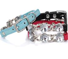 Rhinestone Wholesale Prices Martingale Chain Dog Collar