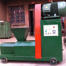 Precision casting coconut shell charcoal machine to make charcoal bbq