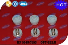 compatible plastic opc gear use in hp priner Q5949A/Q7553A
