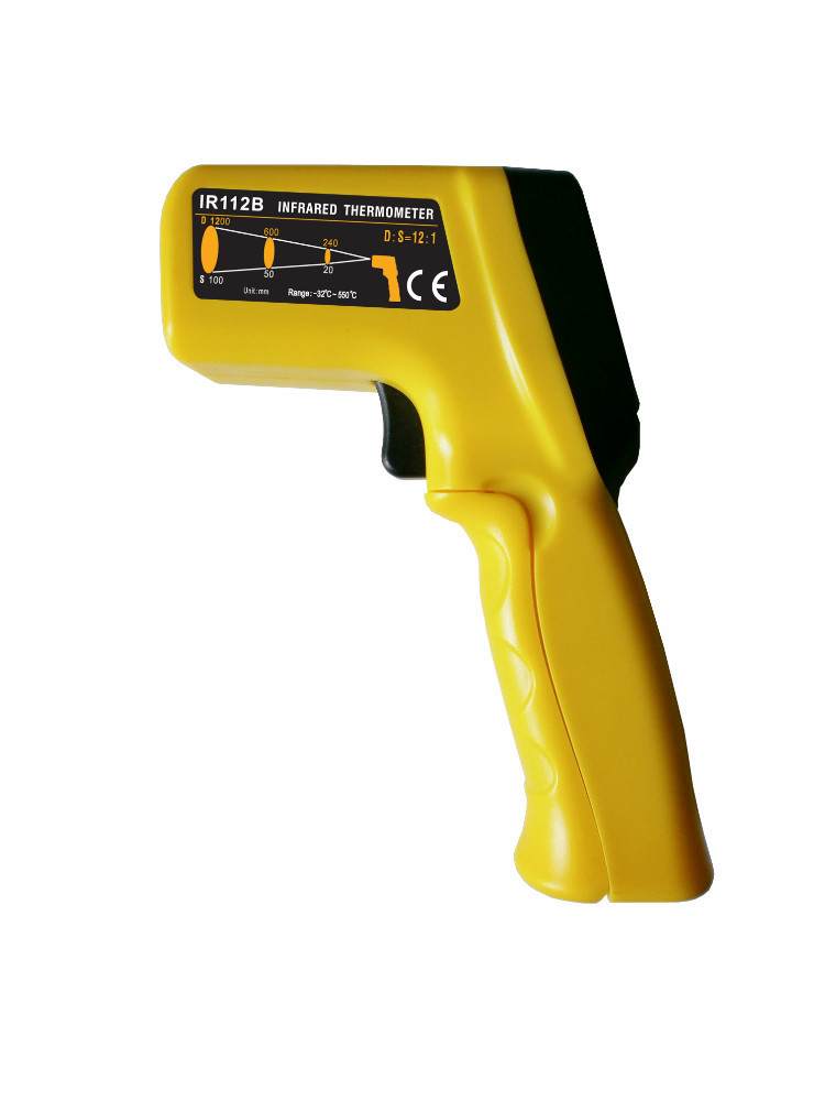 Electronic Measuring Tools : Ir a electronic professional battery power measuring