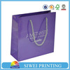 2015 Top sale recyclable high quality candy ivory paper bag for essential oil