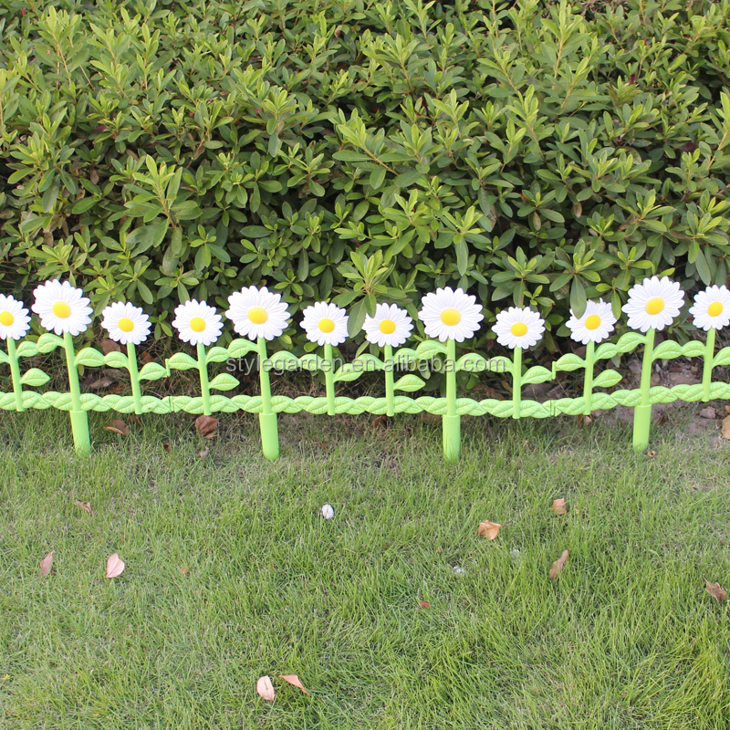 Flower Fence1