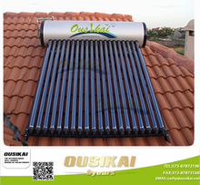 Solar Water Heater( Heat Pipe Integrated Pressurized Type)
