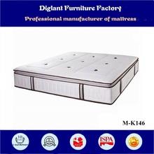 memory foam queen used pillow top mattress